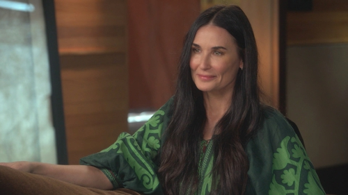 Demi Moore documents sexual assault at age 15
