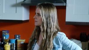 Tessa gets a shock on Wednesday's Fair City
