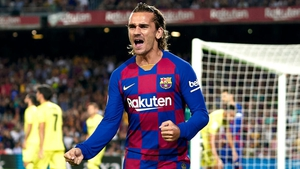 Antoine Griezmann joined Barcelona for €120m in the summer