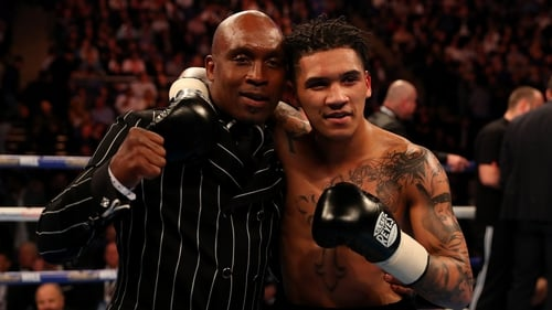 Former boxer set to announce comeback fight at age of 55