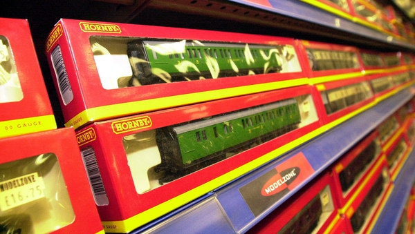 Toy maker Hornby said it had started its Brexit preparations last year
