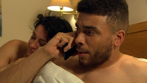 Pete finds out about Moira and Nate's affair on Emmerdale