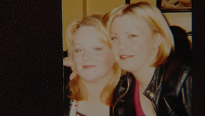 1.	Sinéad O'Leary (left) and Nichola Sweeney, courtesy Sweeney family