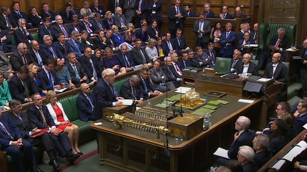 House of Commons Wednesday