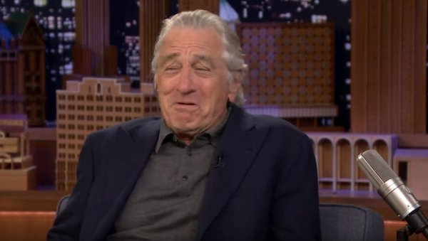 "The 76-year-old told The Tonight Show Starring Jimmy Fallon that the de-aging used for his performance took ""a lot of work to do"""