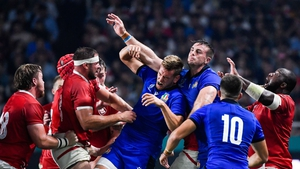 Italy had too much for Canada in Fukuoka