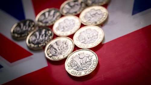 Sterling has been trading in a reasonably narrow range against the euro of late with currency traders appearing to believe that a trade deal of some kind will eventually be struck
