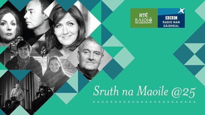 Watch: Sruth na Maoile @ 25 - music of Ireland & Scotland