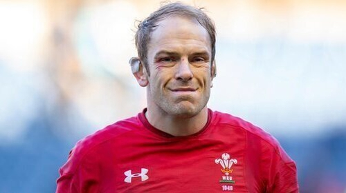 Alun Wyn Jones set to win his 130th cap