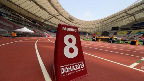 The Khalifa International Stadium
