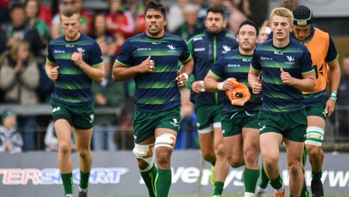 Connacht head to Wales for their opener