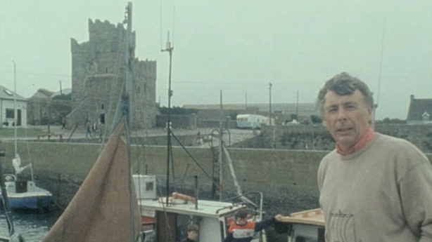 Historian Billy Colfer, Slade (1989)