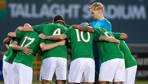 Ireland will look to maintain their great start to qualification against Italy
