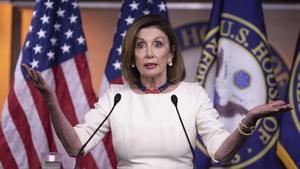 Nancy Pelosi warned Donald Trump that he will be held accountable