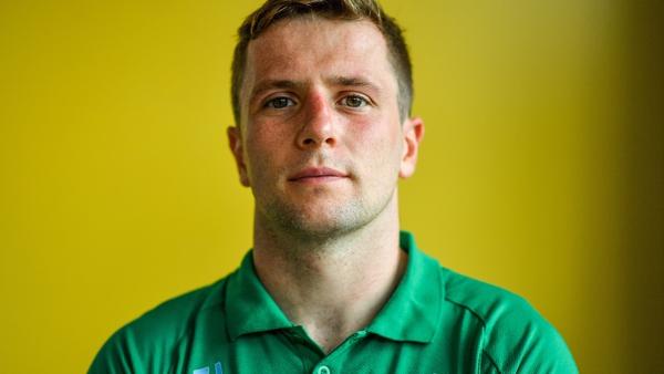 Jack Carty has won eight Ireland caps