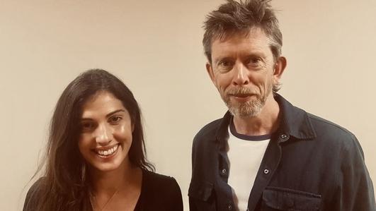 Mystery Train with John Kelly - Nicole Flattery