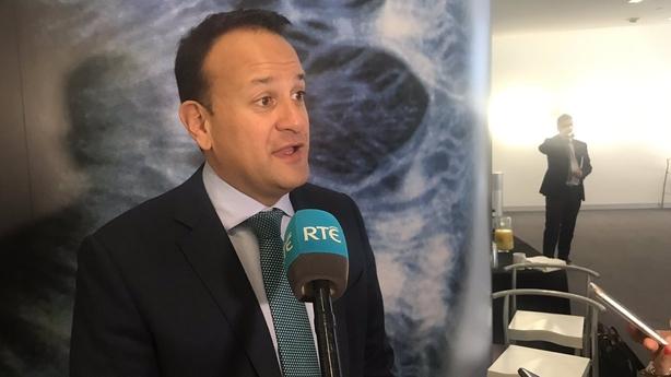 RTE report: United Kingdom  proposes customs centers on both sides of Irish border