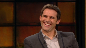 Kevin Kilbane on The Late Late Show