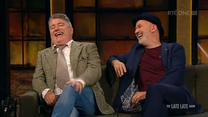 Pat Shortt and Tommy Tiernan on The Late Late Show