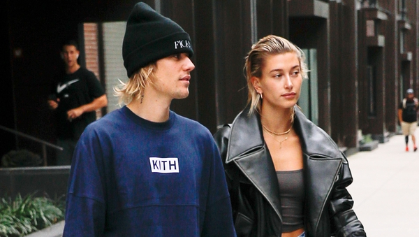 Justin Bieber and Hailey Baldwin preparing to tie the knot in front of family and friends