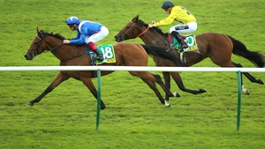 Lord North leads home Beringer