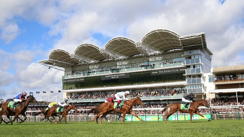 The 1,000 and 2,000 Guineas had been scheduled at Newmarket for the first weekend of May but were postponed