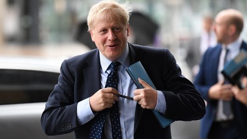 This is the Conservative party's first national conference with Boris Johnson as leader