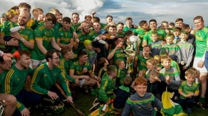 Dunloy are Antrim champions