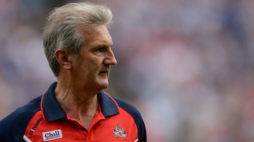 Kieran Kingston is back for his second stint in charge of the Cork senior hurlers