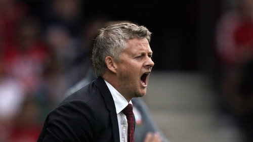 Manchester United line up Romelu Lukaku replacement