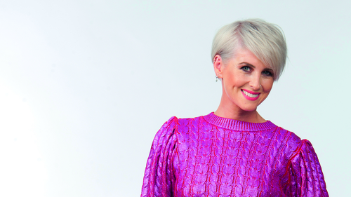 Sinead Harrington speaks with Sinead Kennedy about life in lockdown and what she misses most.