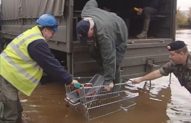 Clonmel floods