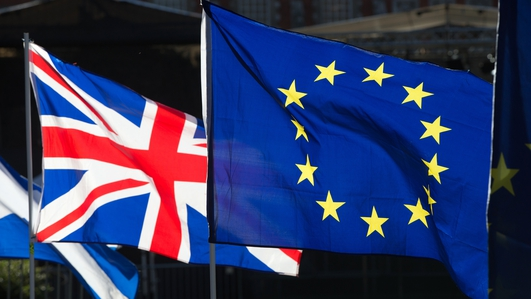 EU-UK agreement reached in talks over customs, consent