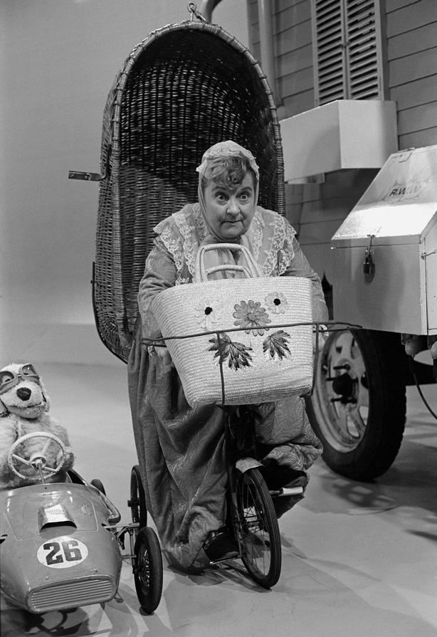 Nora O'Mahony in 'Wanderly Wagon' (1971)