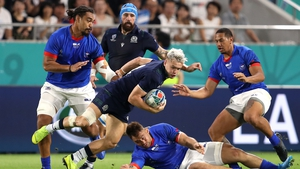 Scotland claimed a crucial win over Samoa