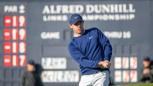 'I'm sick of coming back over to the European Tour and shooting 15 under par and finishing 30th'