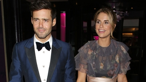 Vogue and Spencer got married last summer in a private ceremony.