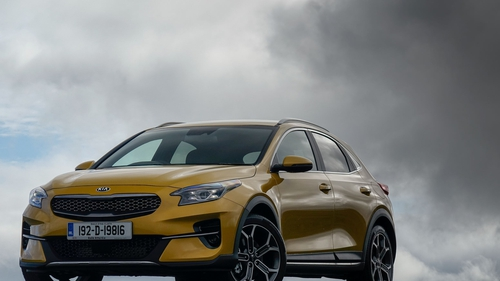 Kia's latest family offering is a fusion of hatchback and SUV styling.