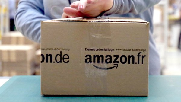 Amazon's sales are shaping up to hit a record level due to the Covid-19 outbreak