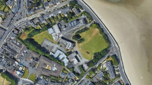 An independent consultant valued the property at €16.5m in 2016 (Pic: Google Maps)