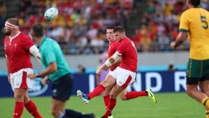 Dan Biggar should be for Wales' third game