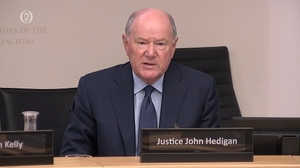 Mr Justice John Hedigan said the top level bankers he had met had assured him that they are absolutely committed to change.