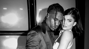 Kylie Jenner and Travis Scott are ''taking space apart''.