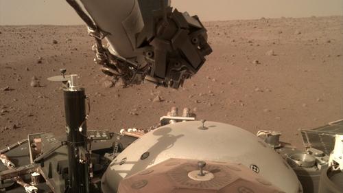 NASA's Insight lander (Image: NASA)