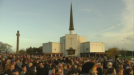 Knock Shrine.