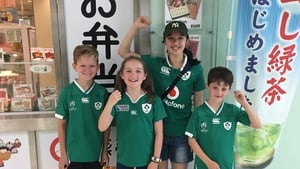 What do Irish kids think of the Rugby World Cup so far?