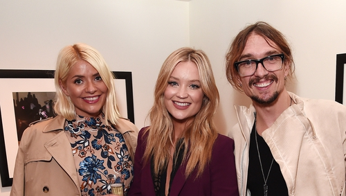 Laura rubbed shoulders with a host of famous faces. Photo: Getty
