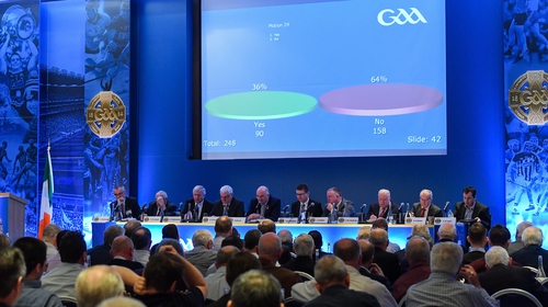 The first GAA congress of the year took place in Wexford last February