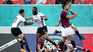 It finished 45-10 to Fiji