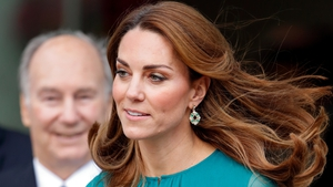 Kate looked radiant. Photo: Getty